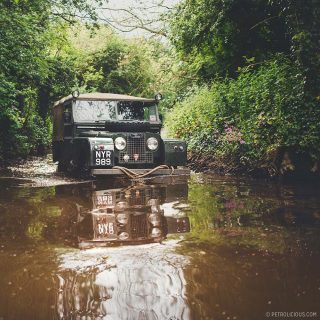 Why the Land Rover Series 1 Is Collectable