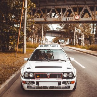 Lancia Rally Car is Half Practical, Half Uncut Awesome