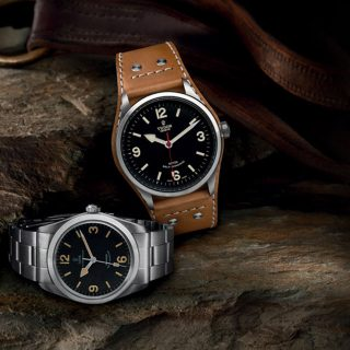 TUDOR Heritage Ranger Nods to the Past while Looking Forward