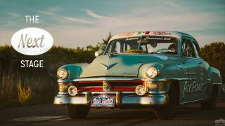 Son Takes Chrysler New Yorker Rally Car to the Next Stage