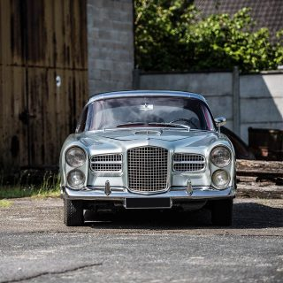 Why the Facel Vega HK500 Is Collectable
