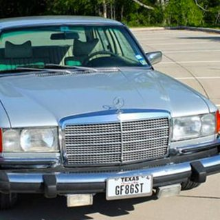Mercedes-Benz 450SEL For Sale Shines Brightly