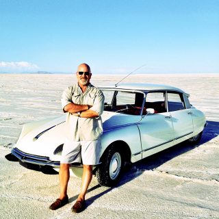 A Road Trip, Life Lessons, and a Citroën