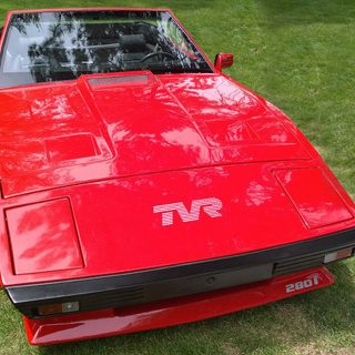 TVR Is About As New As You'll Find An '85
