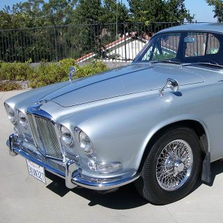 It's High Time That a Jaguar 420 Appears in the States