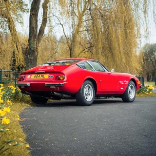 Love Modern Ferraris' Styling? Thank This Man