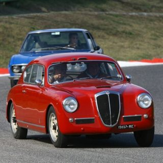 Long Line of Distinguished Owners Only Adds to this Lancia's Beauty