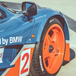 This Beauty is the UK's Largest Historic Racing Event