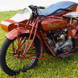 Indian Motorcycle is a Well-Kept Piece of American History