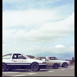 JDM Legends Tour Touge Near Fuji-San