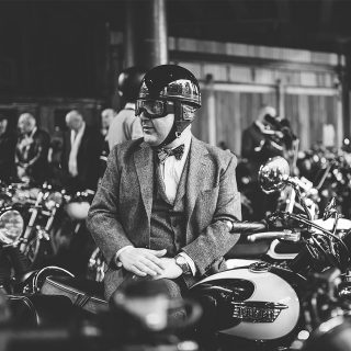Distinguished Gentlemen Ride for a Cause in London (1 of 2)