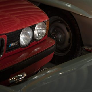 Where BMWs Mix with Shelbys, Gullwings, and Model Ts