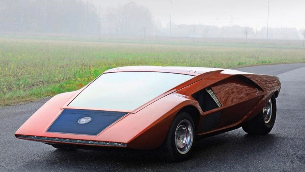 What Classic Concept Car Should've Gone Into Production ...