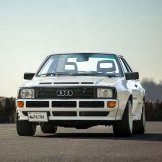 RM Auctions's Audi Sport Quattro May Be Most Original Extant