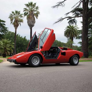 The Lamborghini Countach is a Concept Car Come True