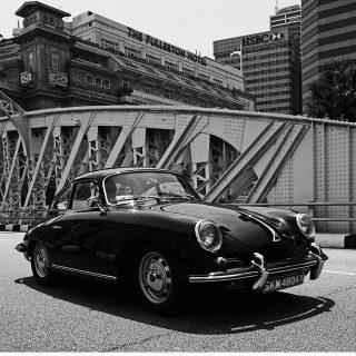 Porsche 356 Has No Radio and Sounds Just Right