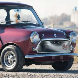 A Thousand Miles and a Petrolicious Rally in a Mini