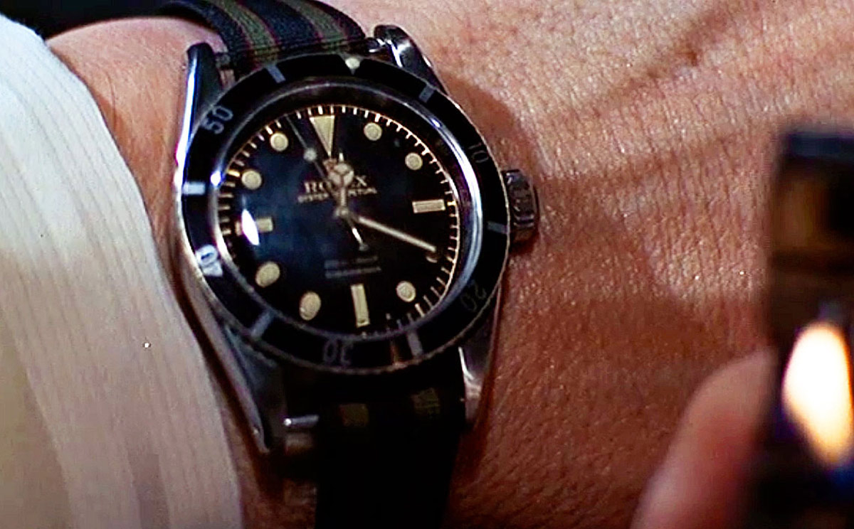 the watch makes the man james bond and his rolex petrolicious. Black Bedroom Furniture Sets. Home Design Ideas