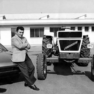 Lamborghini's Founder Was a Man Obsessed with Purposeful Perfection