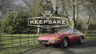 This Ferrari 365 GTB/4 Daytona is a V12 Keepsake