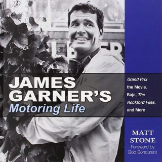 Book Review: James Garner's Motoring Life