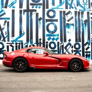 Right spots, wrong car: Where to park a Dodge Viper in L.A.?