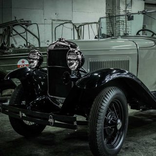 What Makes This Vintage Ford So Special?