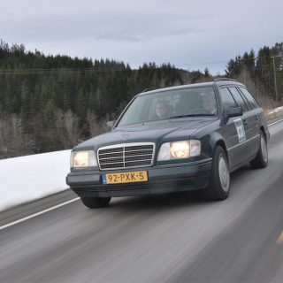 Would You Enter Your Daily Driver into a Winter Rally?