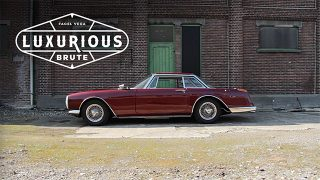 An Affair with a Luxurious French Brute, the Facel Vega