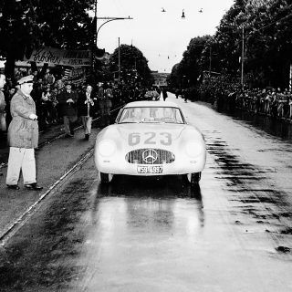 Get Inspired to Follow the Mille Miglia Next Week