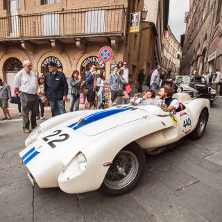 We Finished The Mille Miglia…In A Modern Car