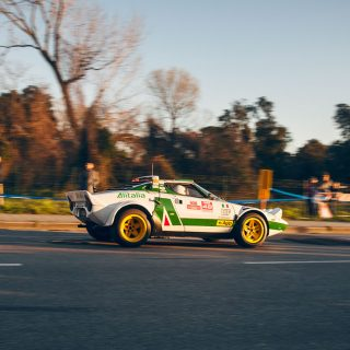 What Makes the Alitalia Racing Livery so Compelling?