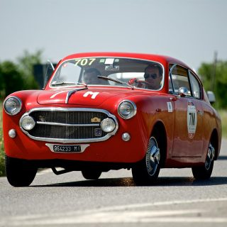 The Mille Miglia Comes to Town: A Roadside Look at Passing Classics