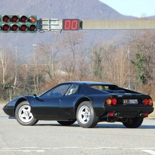 A Ferrari 512 BBi Is A Car To Drift On Track