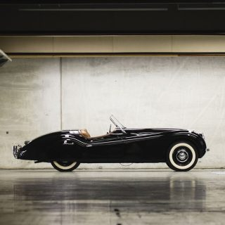 We Discover Clark Gable's Jaguar XK120 Hidden Beneath The Brickyard