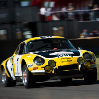 Endurance Icons At The Goodwood Festival of Speed
