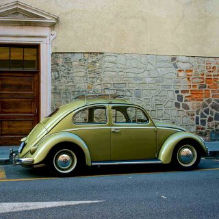 A Volkswagen Beetle Reborn To Keep Up With Modern Life