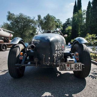 Touring Italy Like Enthusiasts Used To