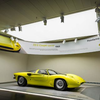 It's Time To Book A Trip To Arese: The Alfa Romeo Museum Is Open