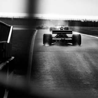 Darkness And The Light Battle At Silverstone