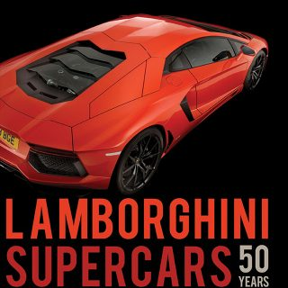 There's Nothing Better Than A Book Of Lamborghinis
