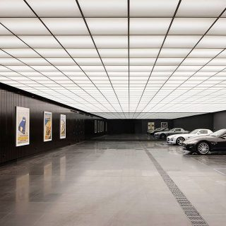 Batman's Garage Is Real, And It's Spectacular