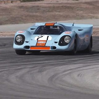 Watch This Porsche 917 Get Prepped For Rennsport Reunion V