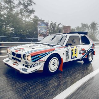 Rally Legend In San Marino Is Box Flare Heaven