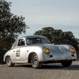 This Is What It's Like To Drive A Porsche 356 Race Car