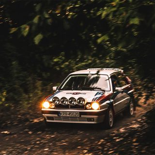 1 Hour Of Lancia Delta Rally Driving Is Exactly What We All Need