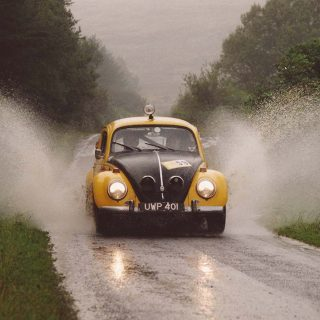 This Is What It's Like To Rally A VW Beetle