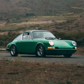 This Green 911 Is The King Of San Francisco