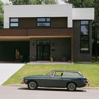Want An Affordable Spy Car? Try The Volvo P1800