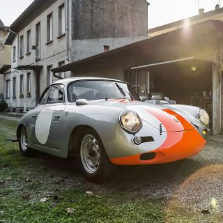 This Porsche 356 Super 90 Will Race Anywhere, Anytime